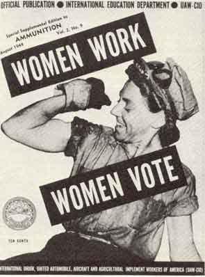El voto de la mujer (2/3)
