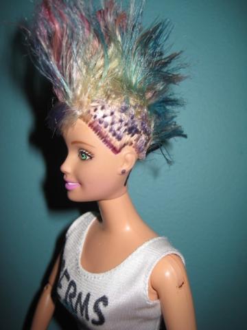Barbie Punk