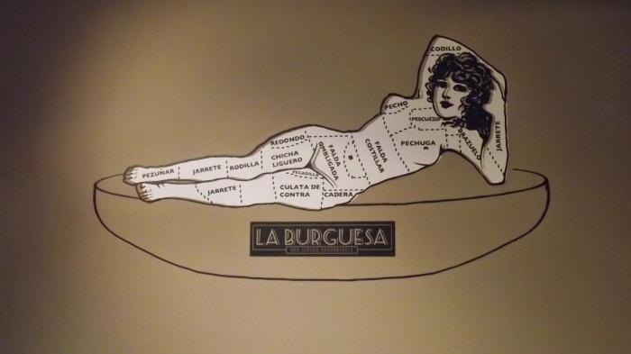 Imatge del Restaurant La Burguesa